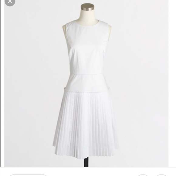 9979944e8b4433 J. Crew Factory Dresses   Skirts - J. Crew factory pleated drop waist dress